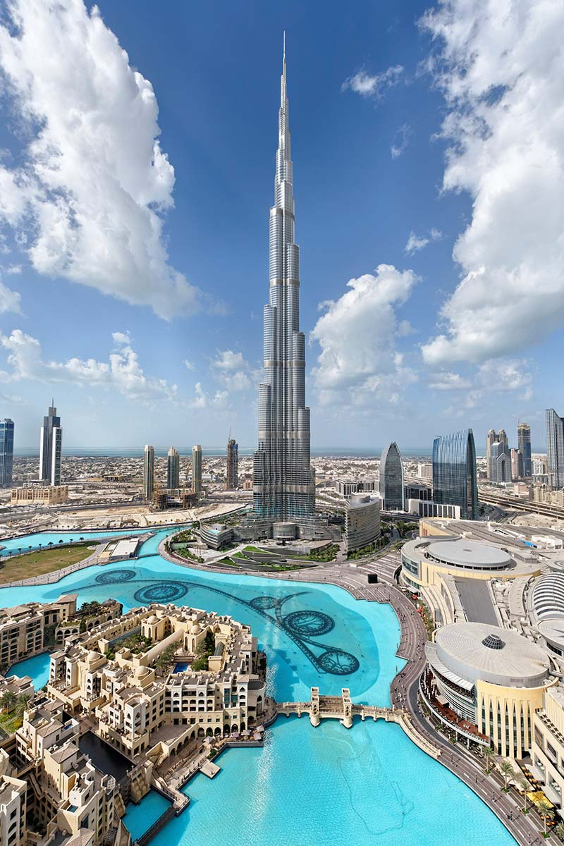Burj Khalifa
