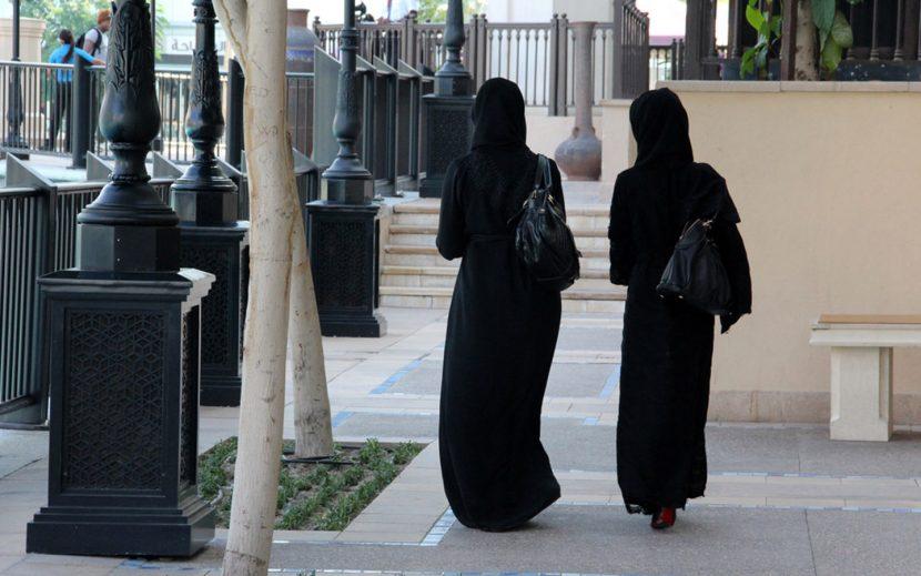 Dubai öltözködés