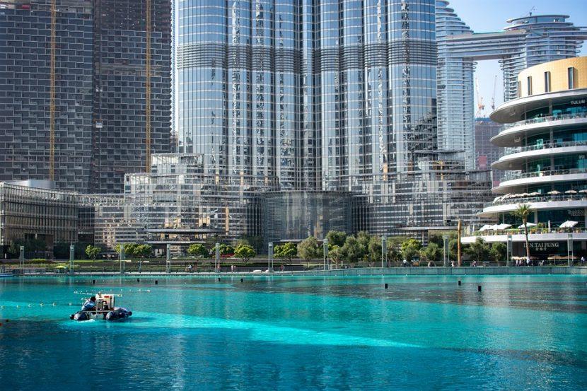Dubai Látnivalók